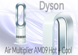 Dyson Air Multiplier AM09 Hot + Cool